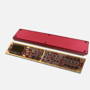 Picture of a 200 W Step Down DC/DC