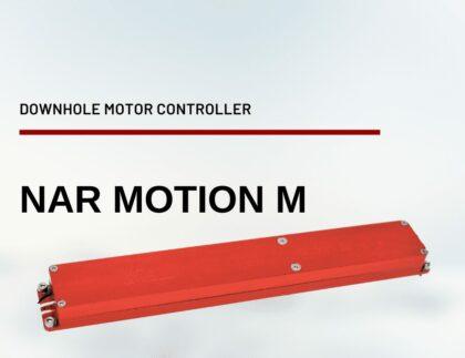 DOWNHOLE MOTOR CONTROLLER